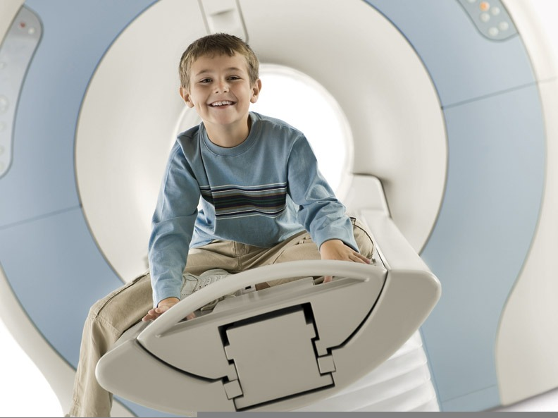 MRI Information for Kids