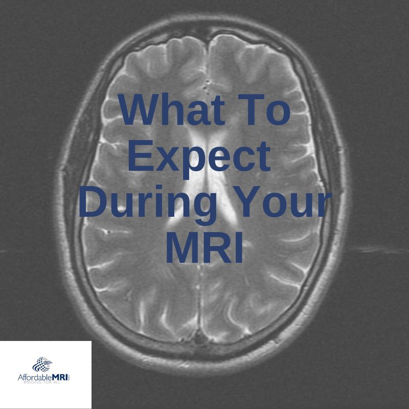 MRI Expectations